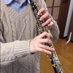 オーボエ奏者の指の上がりづらさに取り組んだレッスンの詳細へ
