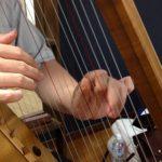 ハープ奏者とのレッスンの詳細へ
