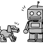 ロボットの足がスリム化してもまだ人間とは違うものの詳細へ